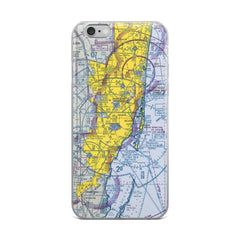 Sectional Chart iPhone Case