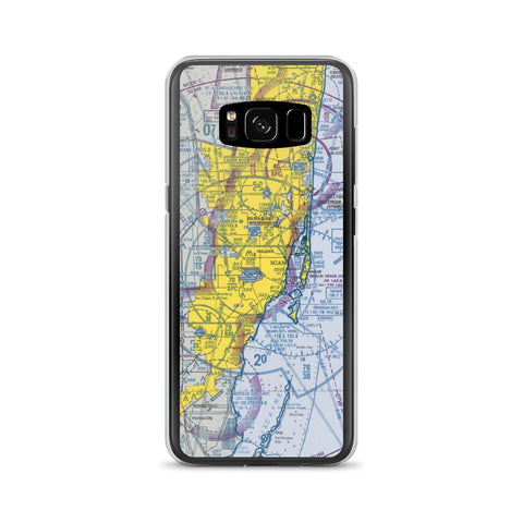 Sectional Chart Samsung Case - DRONECLOTHES