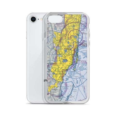 Sectional Chart iPhone Case - DRONECLOTHES