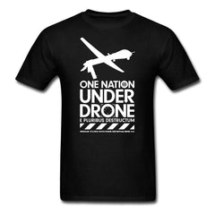 One Nation Under Drone T Shirts - DRONECLOTHES