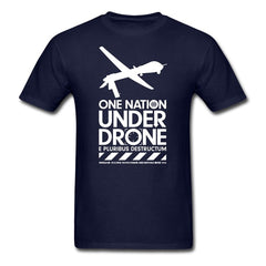 One Nation Under Drone T Shirts