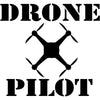 Image of DRONE PILOT Sticker - DRONECLOTHES