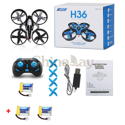 H36 JJRC Mini Quadcopter - DRONECLOTHES