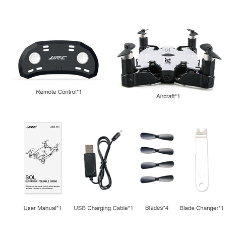 Pocket Foldable Drone - DRONECLOTHES