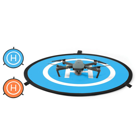 "30"" Fast-fold Landing Pad - DRONECLOTHES"