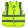 Image of Drone Pilot Safety Reflective Vest - DRONECLOTHES