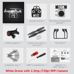 SYMA HD Quadcopter Drone