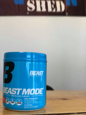 Beast Performance Beast Mode Pre Workout