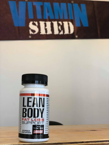 Labrada Nutrition Lean Body Fat Loss Support 60 Capsules
