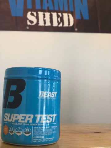 Beast Nutrition Super Test - Iced - T Flavour