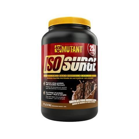 Mutant Isosurge 1.6lbs Isolate Protein
