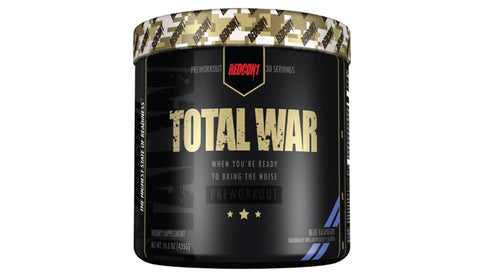 Redcon1 Total War Pre Work Out - High Stimulant