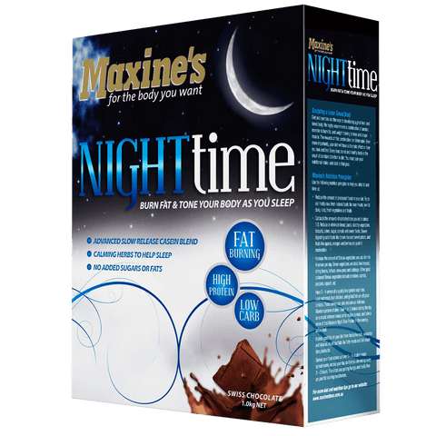 Maxines Night Time Protein 1kg