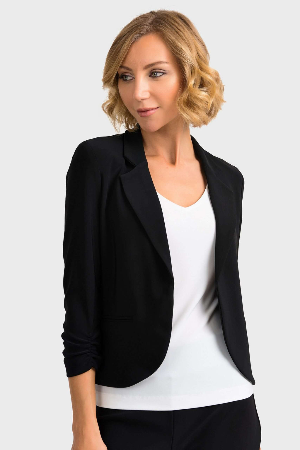 Joseph Ribkoff Blazer in Black 143148