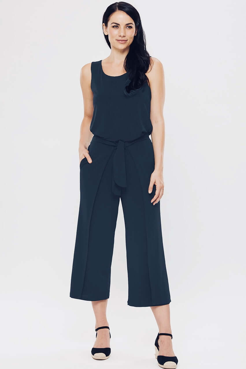 Philosophy THAI Ink Wrap Culotte