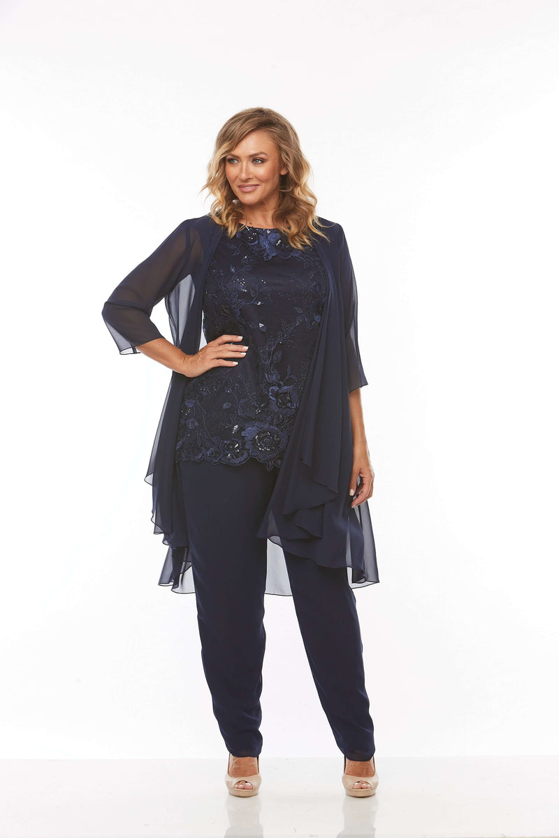 Layla Jones Midnight Pantsuit LJ0234 (4418924871765)