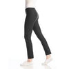 Up Basic 31 Inch Straight Leg Black Pant 64562UP