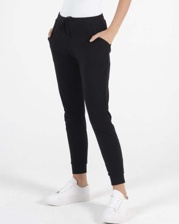 Betty Basic Heidi Black Pant BB272