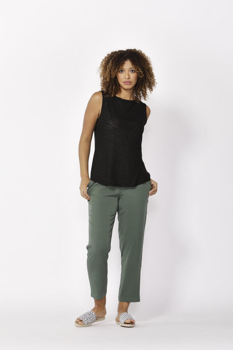 Betty Basics Capri Tank BB542