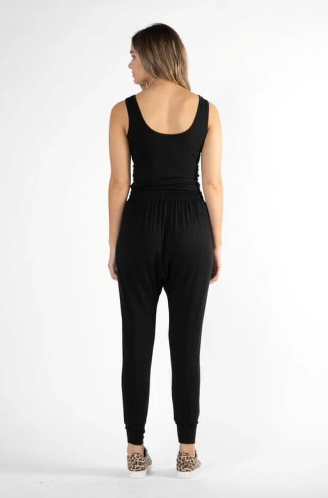 Betty Basics Paris Black Pant BB508