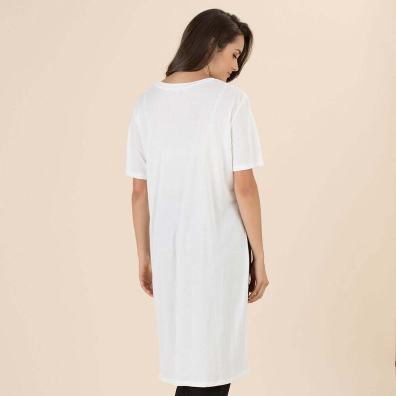 Clarity White Layered Tunic 36765 (4555581161557)