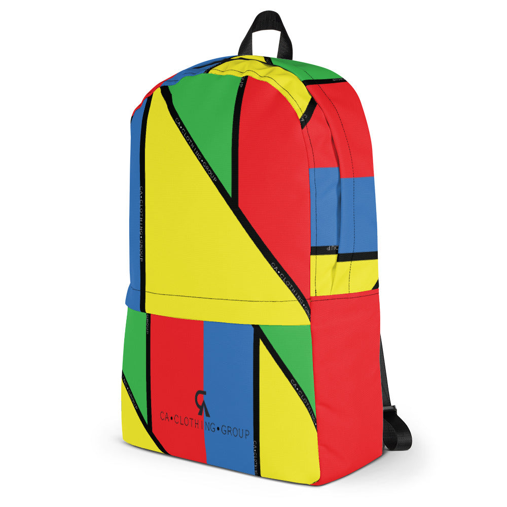 Coloring Book Backpack