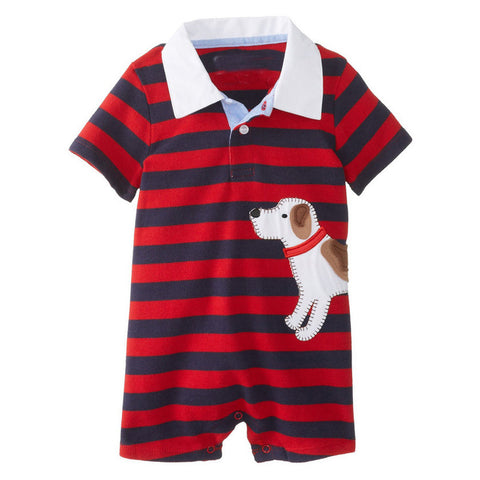 d8aa952d3 New Baby Rompers Summer Baby Boy Clothing Sets – bestbabygeardeals.com