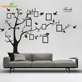 3D Photo Frame Memory Tree Wall Decal