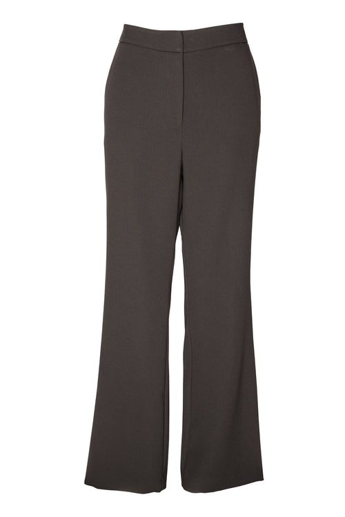 Black High Waisted Pant 3261