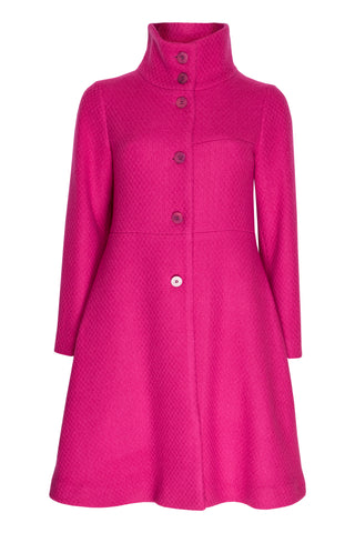 Berries Classic Short Coat 5218