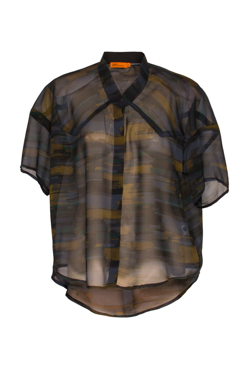 Slate Drop Shoulder Shirt 4230
