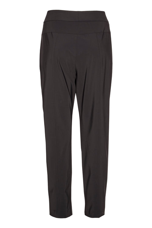 Black Zip Pocket Pant 3278