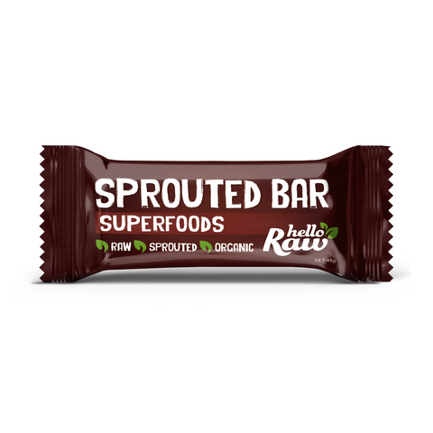 Superfood Bars - Superfood bar | Natural Zealand