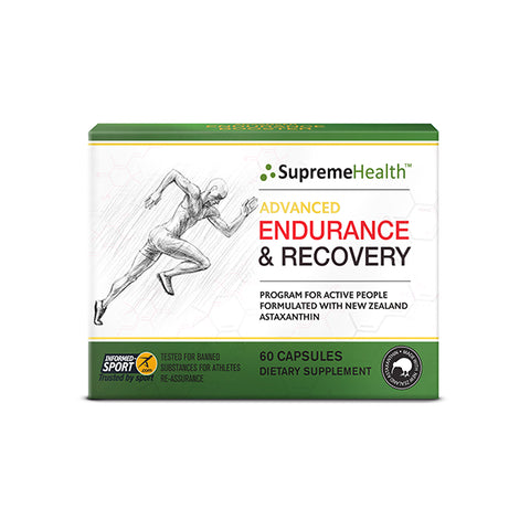 buy Advanced Endurance & Recovery Program online at Natural Zealand by Supreme Health , Endurance ( M & F)