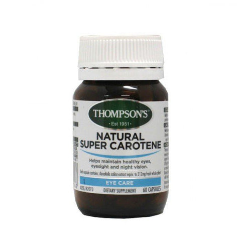 Eyes - Super Carotene Complete 60C