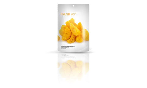 Freeze Dried - Freeze Dried Mandarin Snack Pack