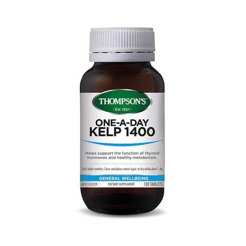 General Wellbeing - One-A-Day Kelp 1400