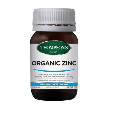General Wellbeing - Organic Zinc