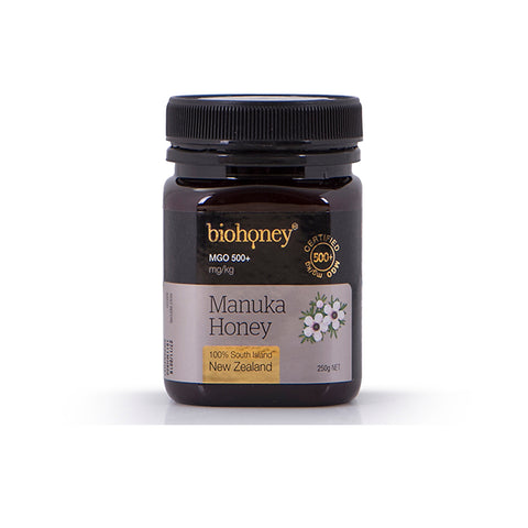 buy Biohoney Manuka Honey MGO 500+ online at Natural Zealand by BioHoney , Honey