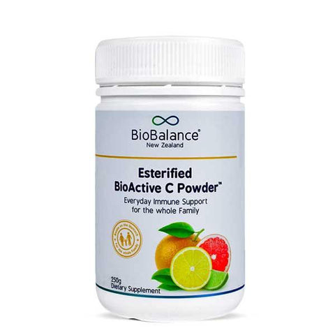 Immunity - Esterified BioActive C Powder 250g