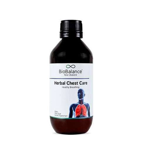 Immunity - Herbal Chest Care 200ml