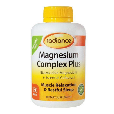 Joint Muscle & Bone - Magnesium Complex Plus