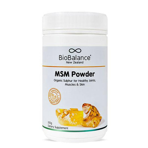 Joint Muscle & Bone - MSM Powder 500g