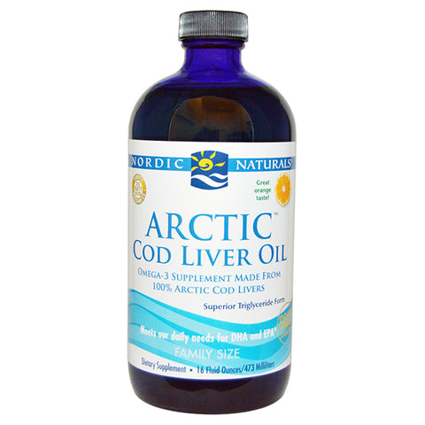 Kids Health - Arctic Cod Liver Oil