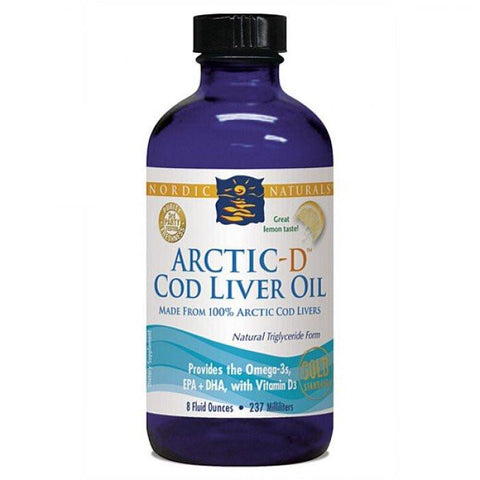 buy Arctic-D Cod Liver Oil Liquid online at Natural Zealand by Nordic Naturals , Kids Health