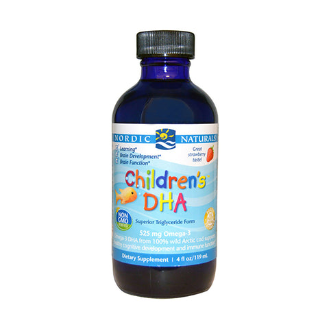 Kids Health - Children's DHA Liquid