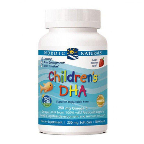 Kids Health - DHA For Children