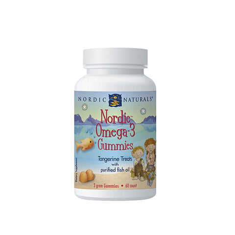 Kids Health - Nordic Omega-3 Gummies