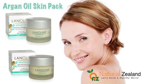 buy Argan Oil Skin Pack online at Natural Zealand by Natural Zealand , Skin Care
