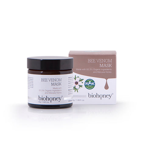buy Bee Venom Mask online at Natural Zealand by BioHoney , Skin Care
